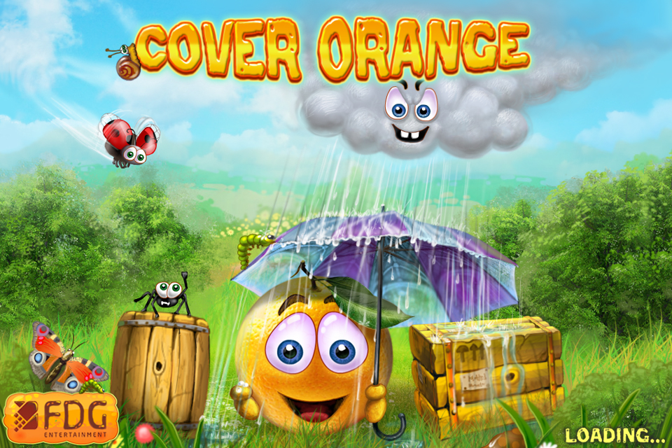 Cover Orange And Cover Orange HD v1.8 Add Another Set Of Levels To The Fruity Fun