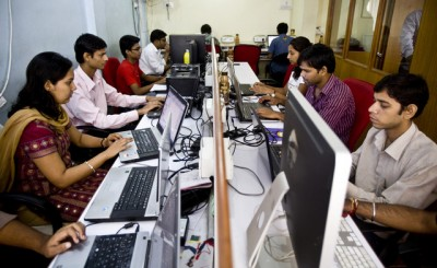 Within The Slums Of Mumbai, App Developers Find A Niche