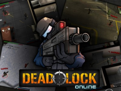 Dual-Stick, Multiplayer Shooter Deadlock: Online Gets Updated