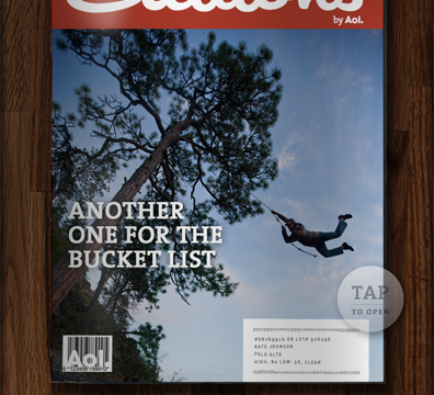 "AOL's New ""Editions"" Magazine Promises A Quick, Curated Experience"