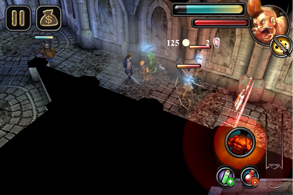 New Action RPG To Hit iPhone And iPad On August 18