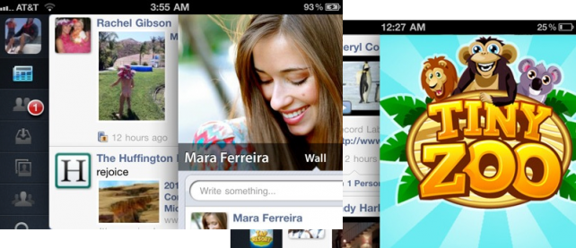 MyPad For Facebook Arrives For iPhone/iPod touch