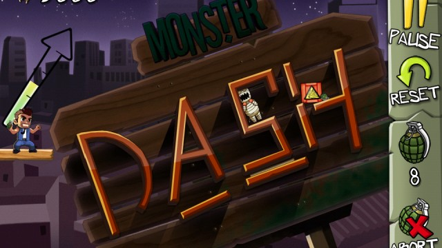 Halfbrick Studios Teams With Miniclip To Make Monster Dash's Barry Even More Destructive