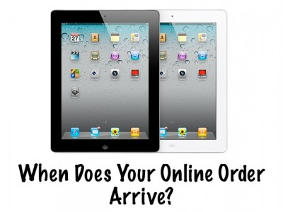 Finally, iPad 2 Models Are Shipping Within 24 Hours