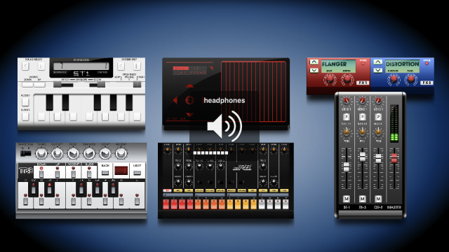 Rhythm Studio Brings Analog Beat Production To The iPad And iPhone