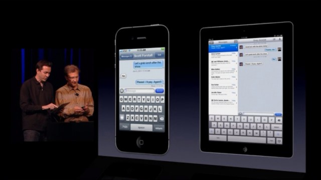 AT&T To Drop $10 Text Messaging Plan: Good Thing We'll Have iMessage