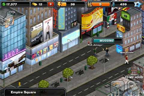 Crime City Heading To iPhone