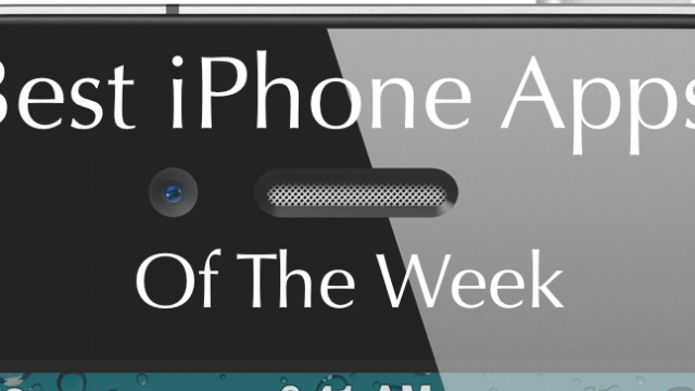 The Best iPhone Apps Of The Week, July 31 - August 6, 2011