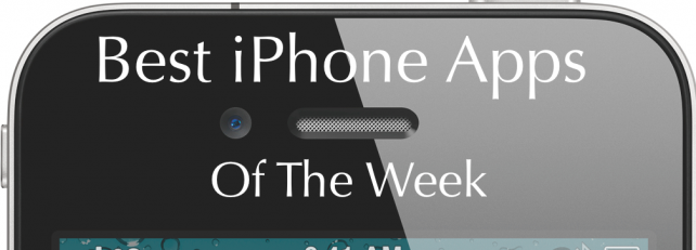 The Best iPhone Apps Of The Week, August 28-September 3, 2011