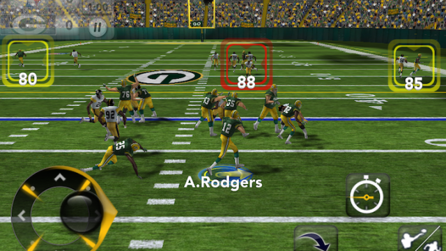 Madden 12 Arrives Tomorrow On iPhone/iPod touch And iPad