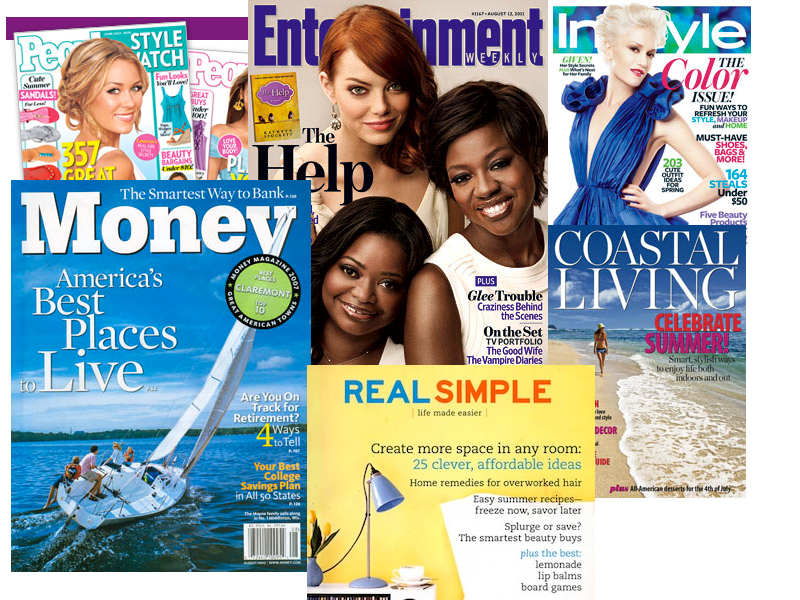 Entertainment Weekly, InStyle Among 17 New Magazines Coming To iPad