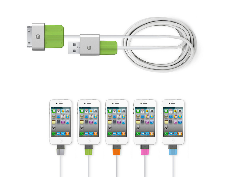 MySaver: Protection For Your iDevice Cables