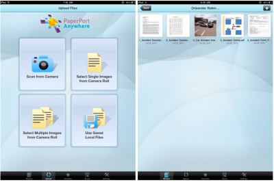 PaperPort Anywhere Comes To iOS, Competes With DropBox
