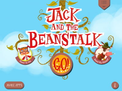 Jack And The Beanstalk By Mindshapes Pushes The Envelope Of Digital Books