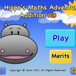 Trick Your Kids Into Learning Math With mR. Hippo's Maths Adventure: Addition HD