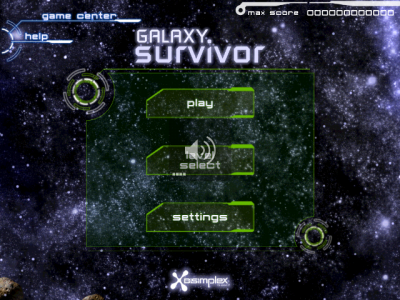 Galaxy Survivor Brings Arcade Style Gaming To Outer Space