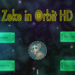 Zeke In Orbit Gets A Makeover, Plus A Chance To Win