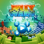 Star Arcade Releases A New Social Game, Jelly Wars
