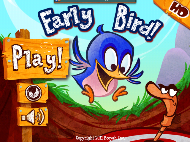 Early Bird HD Gets The Worm In This Physics-Based Game