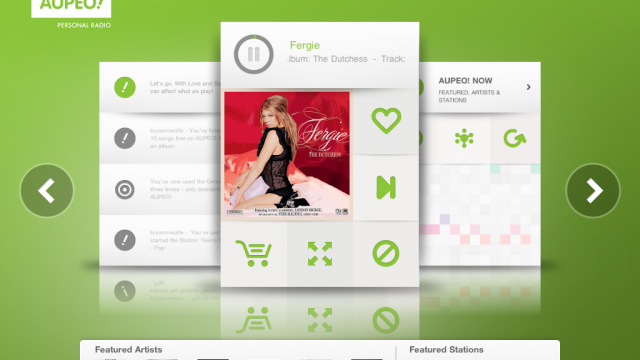 Is The AUPEO! Music Streaming Service A Worthy Alternative On iOS?