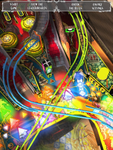 Real Pinball HD - Vampire by ASK Homework screenshot