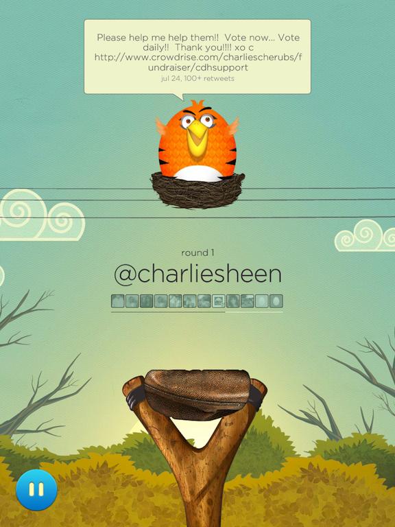 Tweet Hunt - Celebirdies