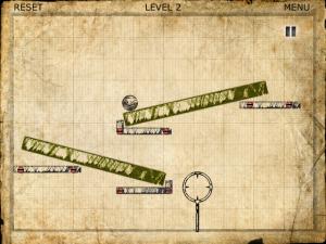 Square&Ball HD by Ran Elmaliach games screenshot