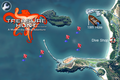 Discover Riches On The Ocean Floor With Treasure Hunt - The Game