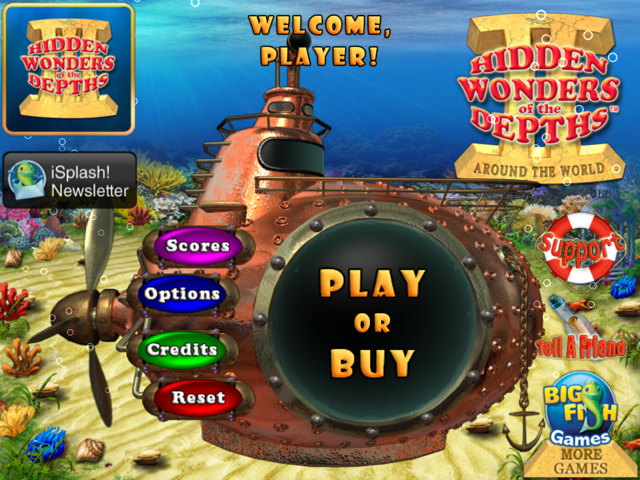 Travel All Over The Ocean World In This New Big Fish Games Release