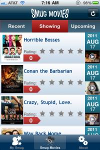 Smug Movies by Earljon Hidalgo screenshot