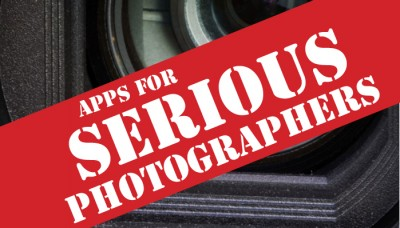 New AppList: Best Apps for Serious Photographers