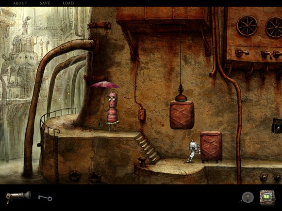 Machinarium Release Date And Device Compatibility Revealed
