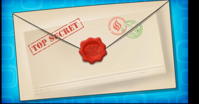 Shh, Here's A Top Secret App