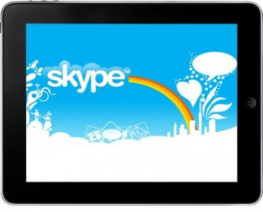 Skype For iPad Is Now Back In The App Store