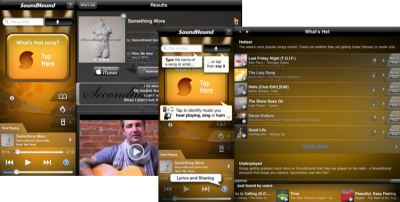 Soundhound Version 4.0.1 Makes Music Tagging Service Better Than Ever