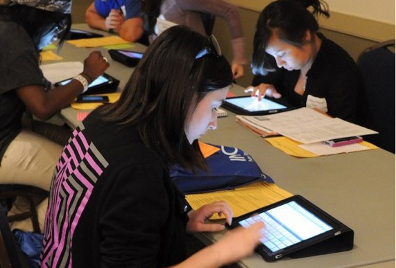 Infographic: How Students Use Apps And Technology