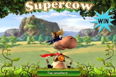 A Chance To Win A Supercow Promo Code With A Retweet Or Comment