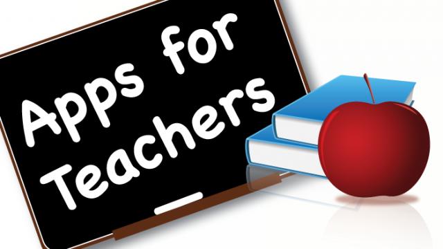 AppList Updated: Apps For Teachers