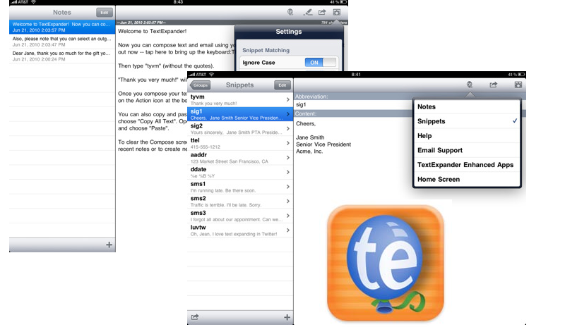 TextExpander Now Works With DropBox