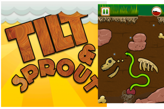 Tilt & Sprout Is A Nice Surprise For iPhone Gamers