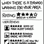 Humor: XKCD Goes After App Store Reviews