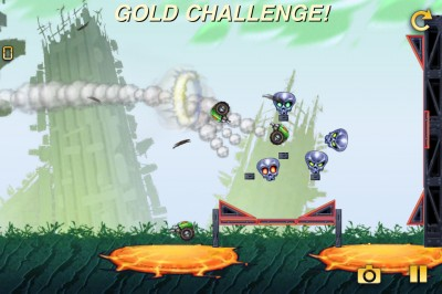 Appy Entertainment's Trucks And Skulls Nitro Goes Free In A Big Way