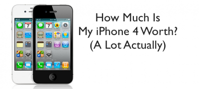 Best Places To Sell Your iPhone 4 Right Now & At What Price