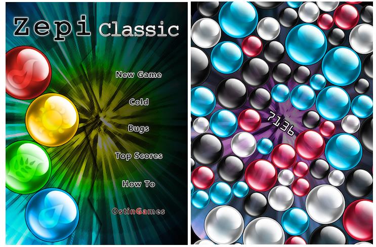New Zepi: Classic HD App Looks Amazing On iPad