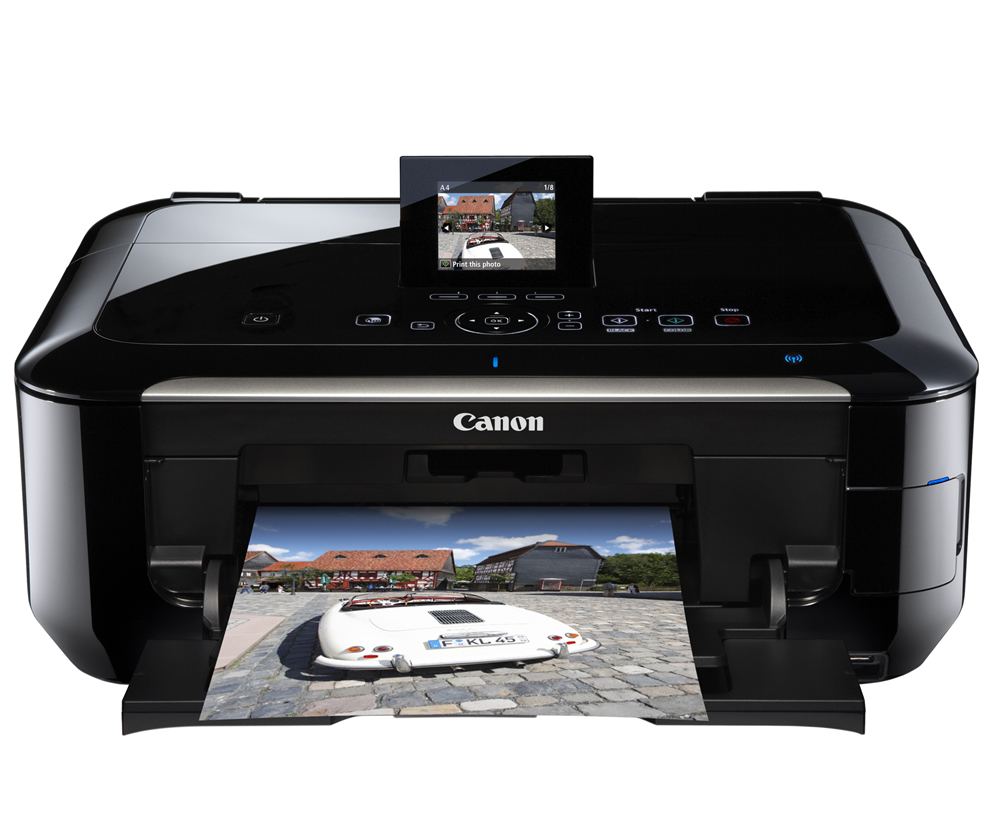 Canon Introduces New Printers That Support Apple's AirPrint