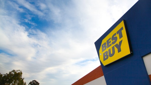 You can now use Apple Pay in at least some Best Buy stores