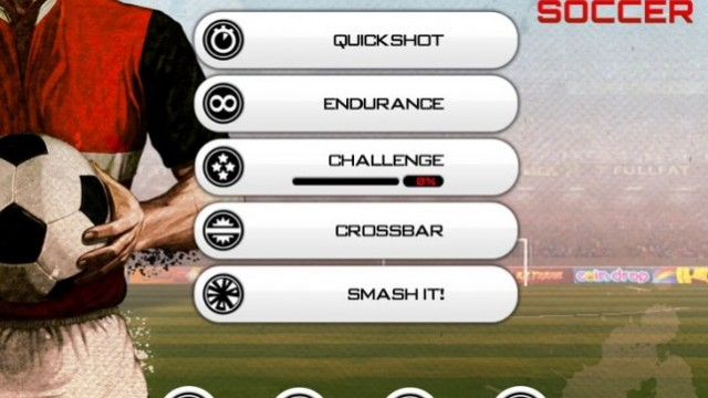 Flick Soccer! HD Now Available To Download In The App Store