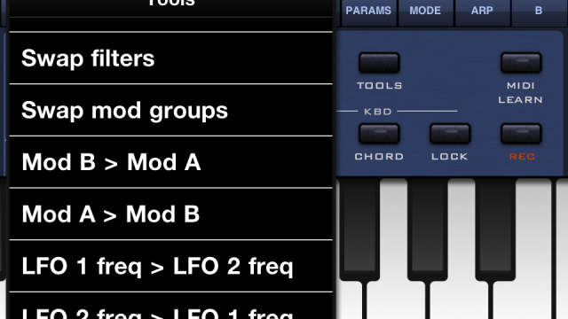 SunrizerXS Puts Analog Synth Functionality In The Hands Of iPhone Users