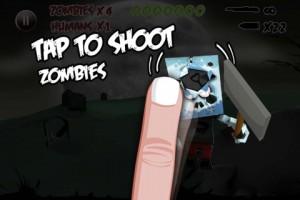 Paper Zombie by WildBit Studios screenshot