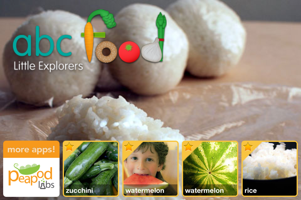 Peapod Labs Pairs Two Kids' Favorites: Food And ABC's